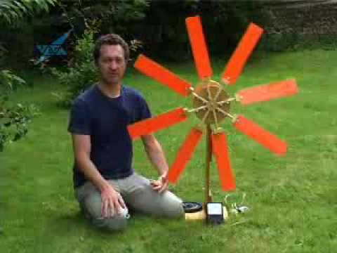 Windmills Homemade (3 types)