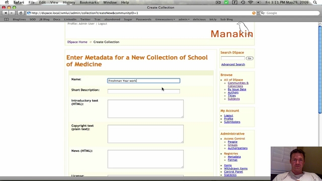 Open Source repository for Education