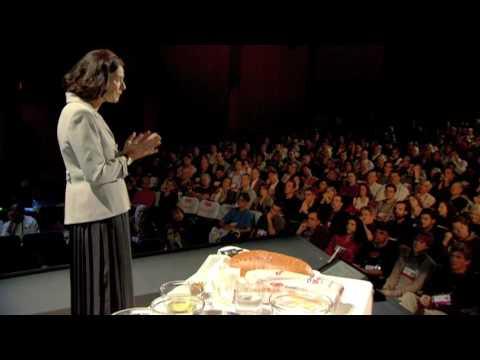 Louise Fresco on feeding the whole world