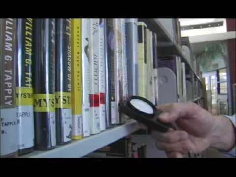 The Sundolier in use at Public Libraries