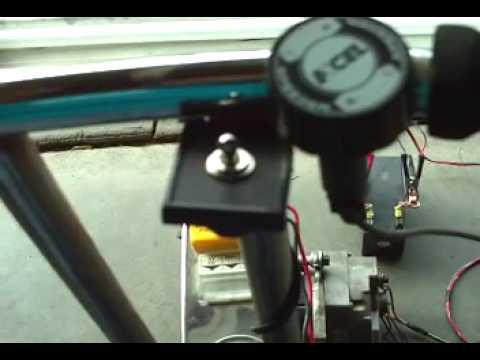 bicycle power generaor