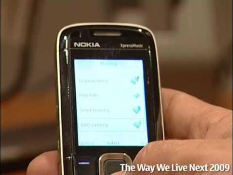 Nokia Money - The Future financial transactions!