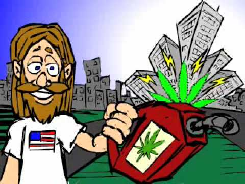 Peace Bud: Hemp Conspiracy TV Premiere