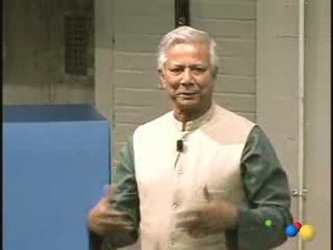 Authors@Google: Muhammad Yunus