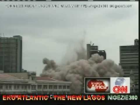 Eko Atlantic City - Making Lagos Resilient
