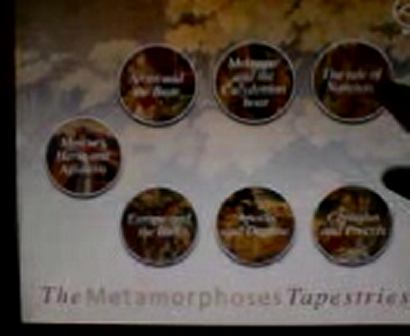 The Metamorphoses Tapestries