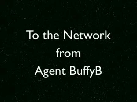 BuffyB's Message To The Network Season1