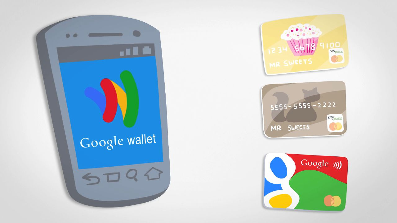 Mobile Payment - check out Google Wallet.