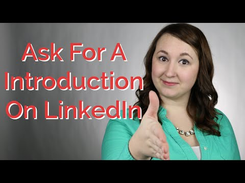 How To Ask For An Introduction On LinkedIn | CareerHMO