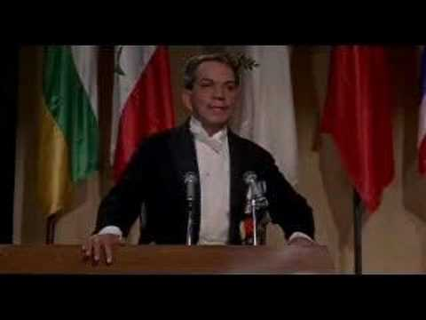Discurso de Cantinflas en 1966 - Parte 1