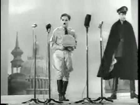 El Gran Dictador - Charles Chaplin