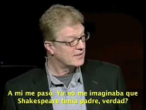 Educación y Creatividad 1 - Sir Ken Robinson