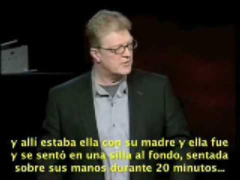 Educación y Creatividad 2 - Sir Ken Robinson