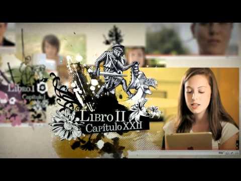El Quijote en YouTube