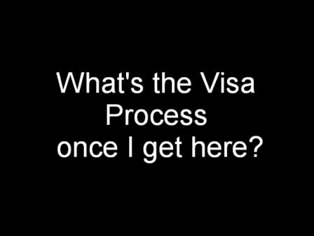 Visa Process