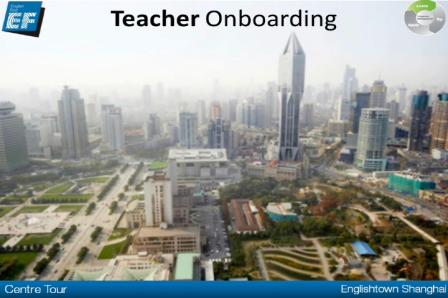 Shanghai Englishtown Online Centre