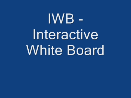An Introduction Interactive Whiteboards