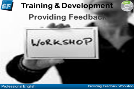 Providing Feedback Workshop