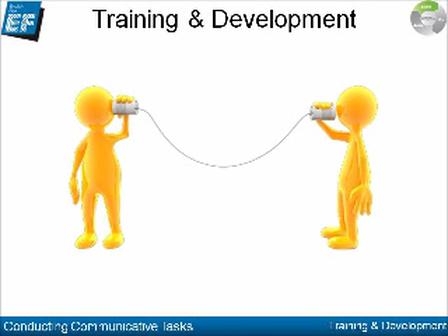 Conducting Communicative Tasks