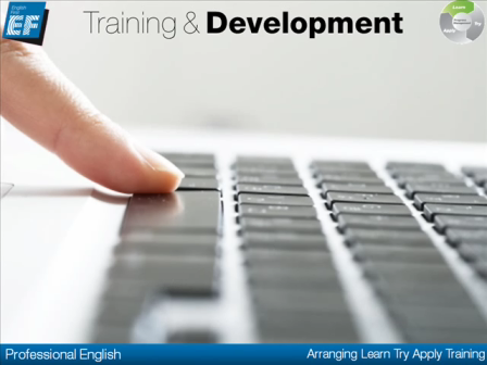 Arranging Learn Try Apply Training