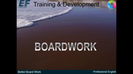 Better Board Work