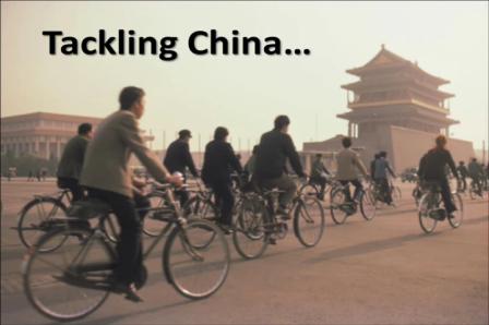 Tackling China: An insider's perspective
