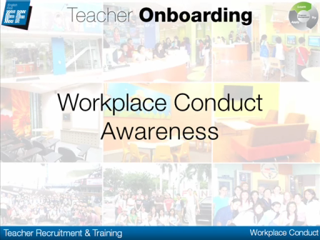 Workplace Conduct