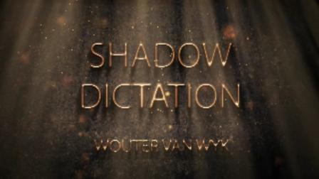 Shadow Dictation