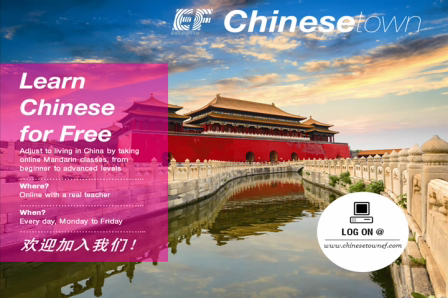 Chinesetown Example Lesson