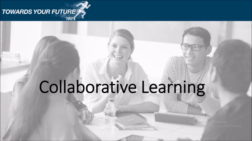 Distance Learning Competencies: Collaborative Learning