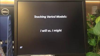 Varied Modals Tom Morgan