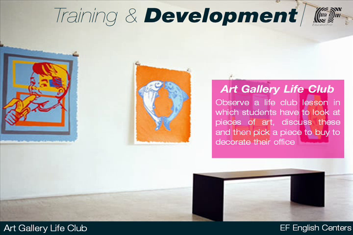 Art Gallary Life Club with Mike Heath