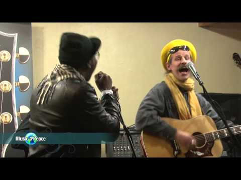 """Music 4 Peace - 1001 Ways """"Put Your Hearts Together"""" live at Sundance Film Festival"""