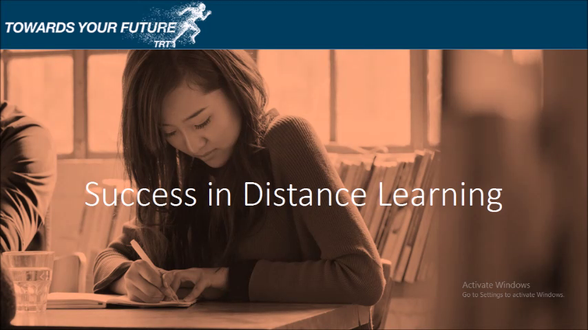 Success in Distance Learning