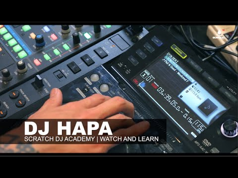DJ HAPA | INTRO TO CDJs | WATCH AND LEARN