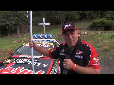 Andrew Fisher introduces the Jesus Racing Deni Ute