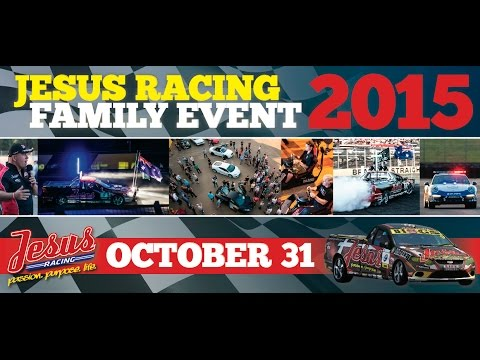 Jesus Racing Family Event 2015 Promo Video
