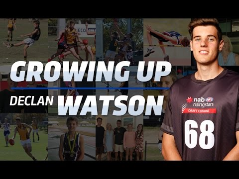 Growing Up: Declan Watson