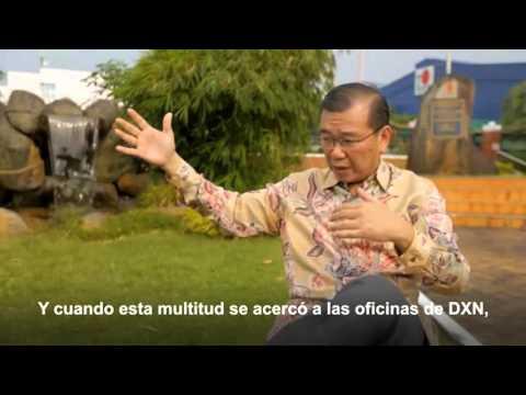 Porqué DXN   2ª parte de la entrevista al Dr  Lim subtitulado en español