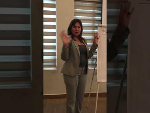 La Diamante ejecutiva lic Janeth Puente de DXN.