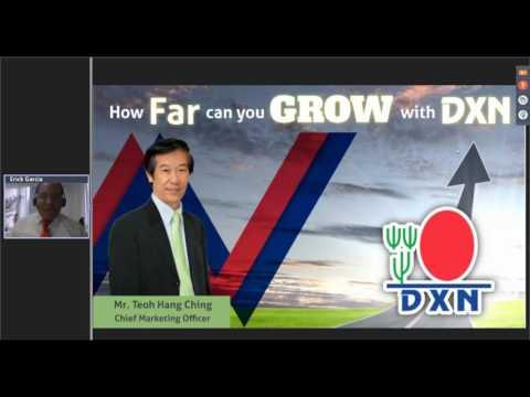 """""""¿Qué tan lejos puedes crecer con DXN? Teoh Hang Ching"""