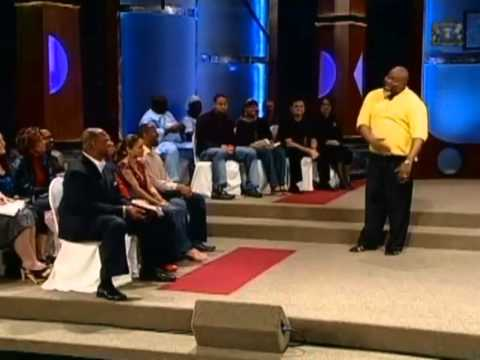 T.D Jakes - Leave and Cleave