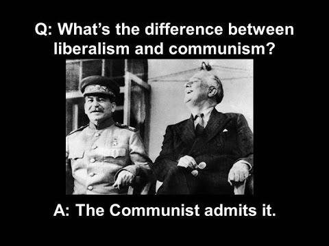 Bishop Williamson on Liberalism & Communism