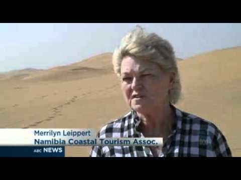 Namibian mining sparks environmental concerns