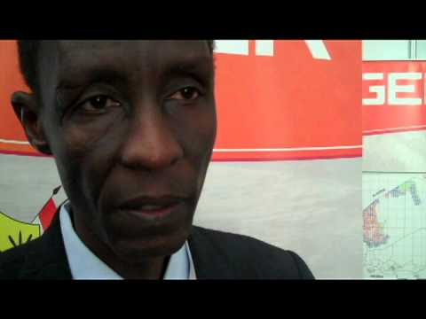 GOXI Conversations: Niger @ Indaba