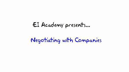 3. Navigating government relations - EI Academy