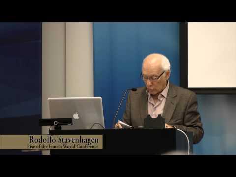 Rodolfo Stavenhagen Keynote