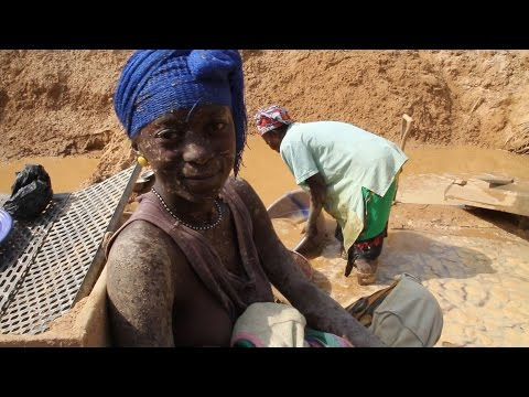 Mineral wealth and rural livelihoods in post-war Sierra Leone: Where does artisanal mining fit in?