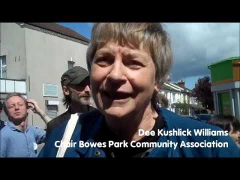 Myddleton Road Community Cash Mob