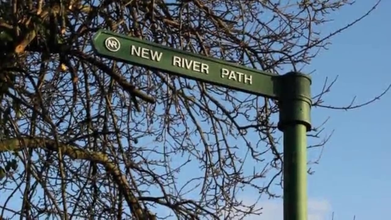 The Ballade of the New River Path